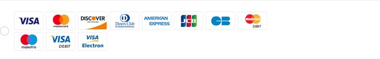 liste cartes bancaires acceptées sur GearBest